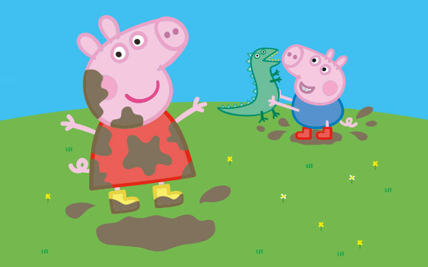 Peppa Pig Le Grand Splash