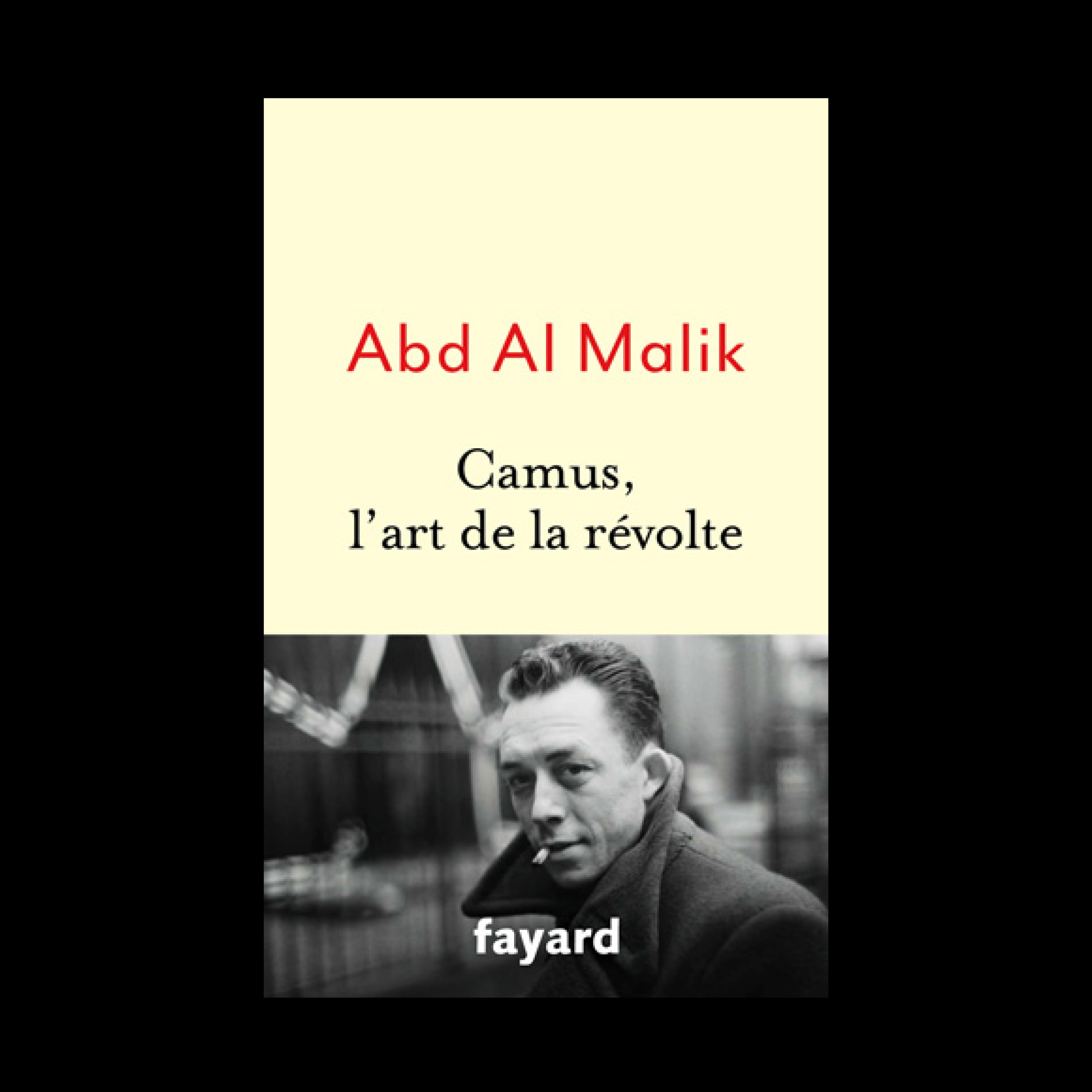 Alb Al Malik rencontre Camus - L'Art de la Révolte