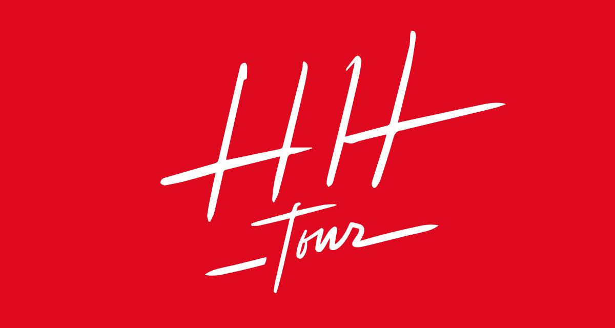 Hyphen Hyphen HH Tour