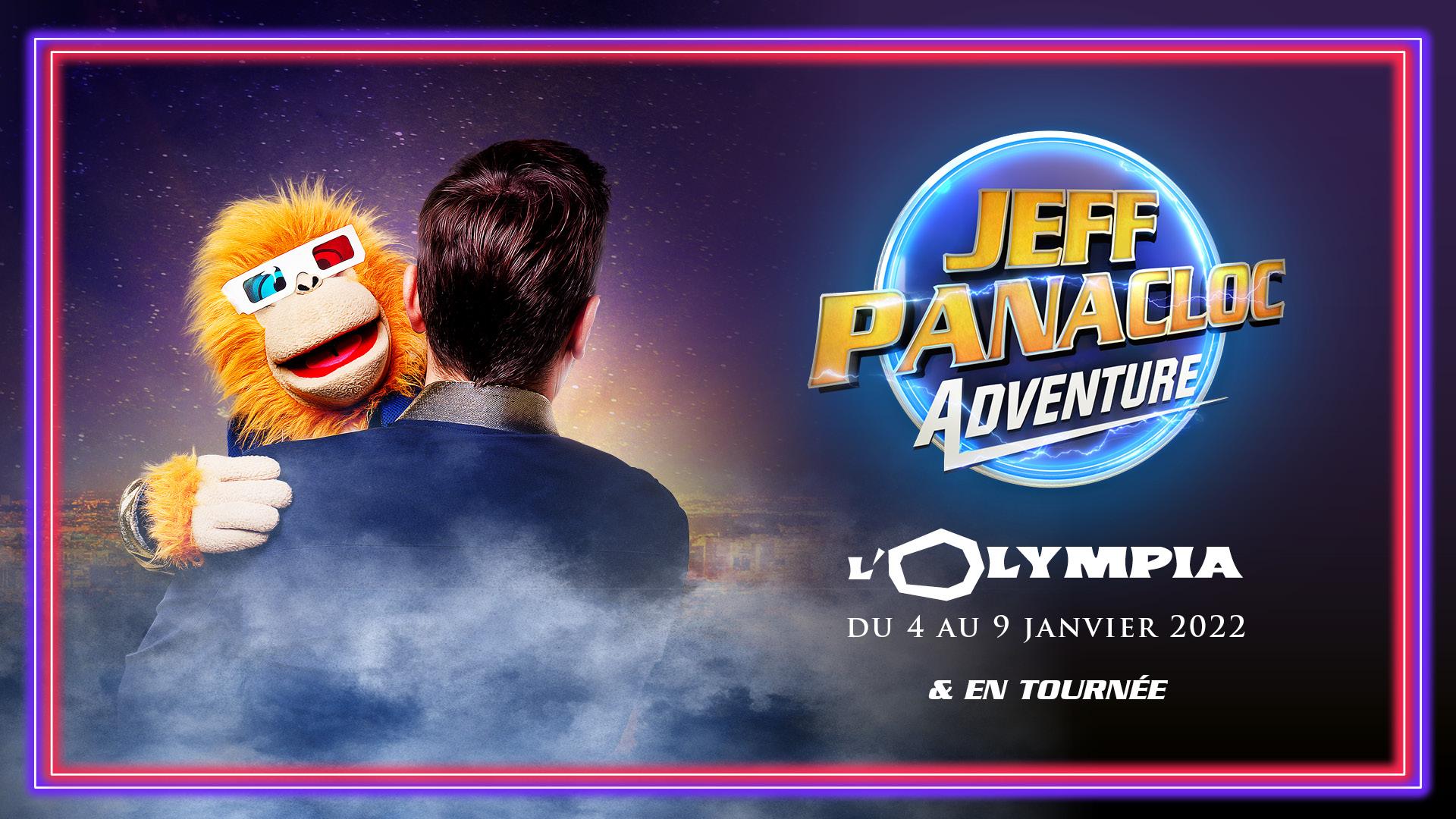 Jeff Panacloc Adventure